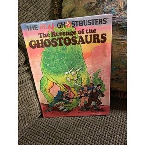 📚VTG: The Real Ghostbusters Children's Book📚